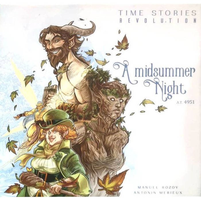 T.I.M.E. Stories Revolution : A Midsummer Night
