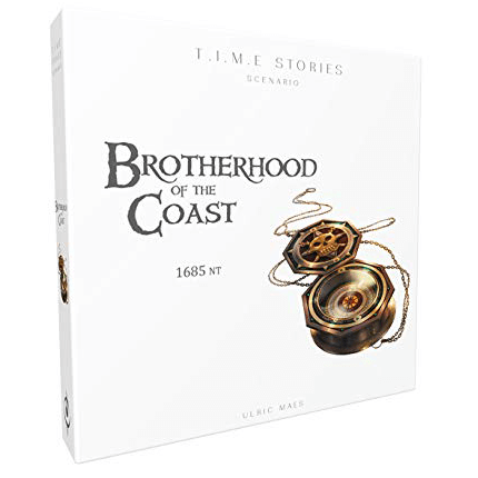 T.I.M.E. Stories Expansion : Brotherhood of the Coast