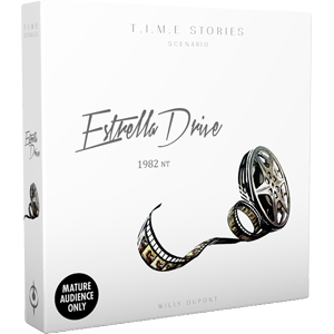 T.I.M.E. Stories Expansion : Estrella Drive
