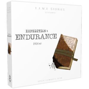 T.I.M.E. Stories Expansion : Expedition Endurance