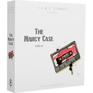 T.I.M.E. Stories Expansion : The Marcy Case