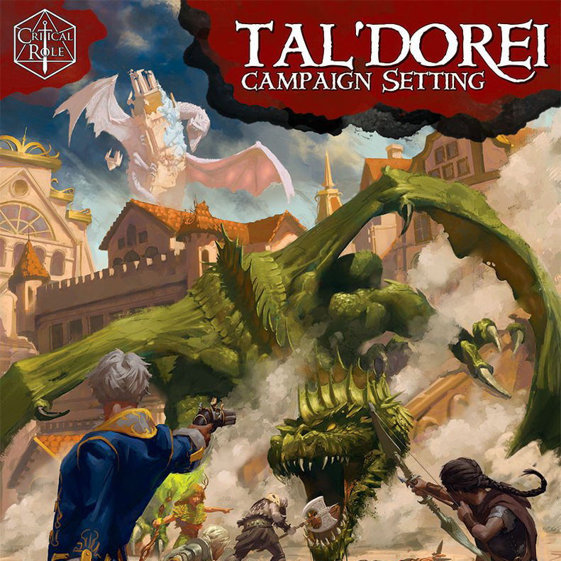 D&D 5e Learn to Play | Tal'Dorei- SAT 2/24/18 @ 1pm