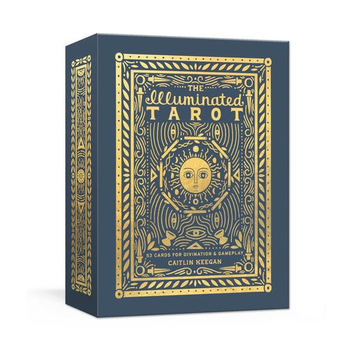 Tarot Deck : The Illuminated Tarot