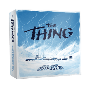 The Thing Infection at Outpost 31