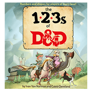 The 123s of D&D