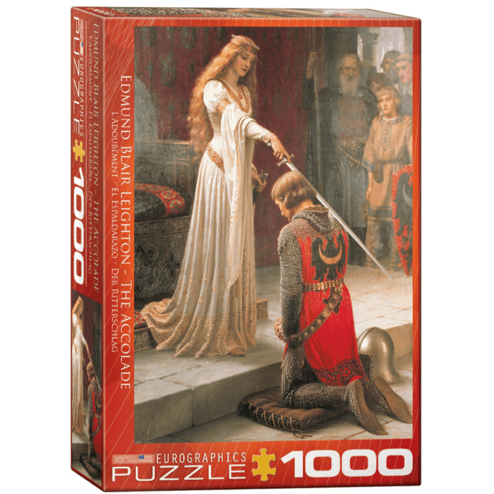 Puzzle (1000pc) Fine Art : The Accolade