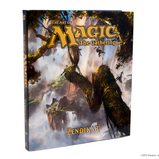 The Art of Magic: the Gathering Zendikar