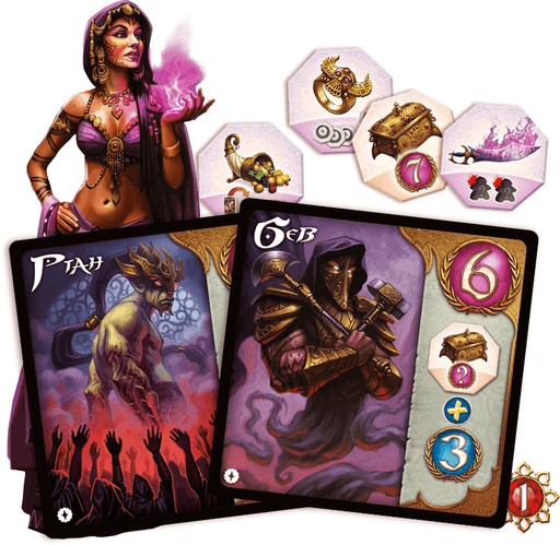 Five Tribes Expansion : The Artisans of Naqala