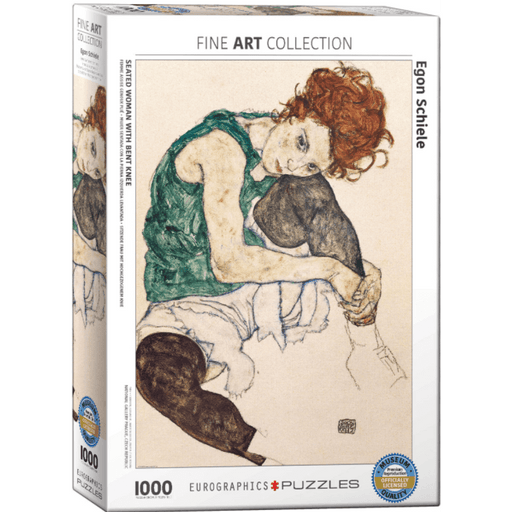 Puzzle (1000pc) Fine Art : The Artist's Wife