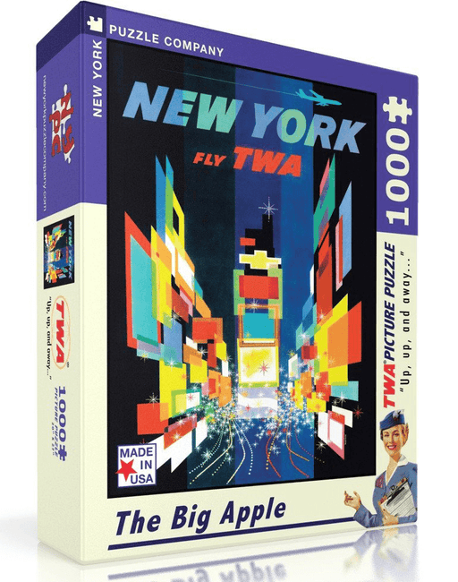 Puzzle (1000pc) TWA : The Big Apple