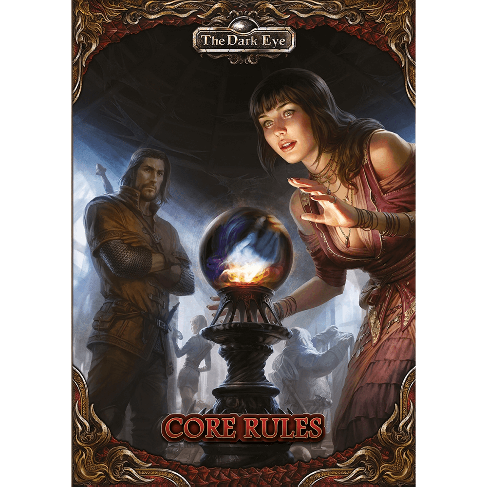 The Dark Eye Core Rulebook