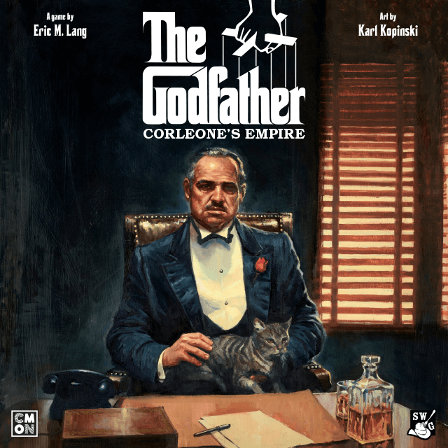 The Godfather Corleone's Empire