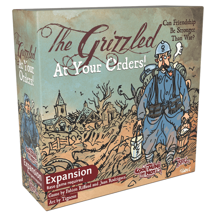 The Grizzled Expansion : At Your Orders