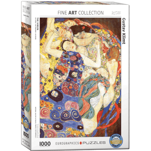 Puzzle (1000pc) Fine Art : The Virgin