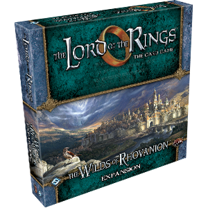 Lord of the Rings LCG Expansion : The Wilds of Rhovanion