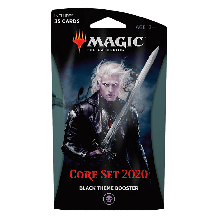 MTG Booster Pack Themed : Core Set 2020 (M20) Black