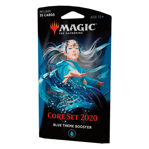 MTG Booster Pack Themed : Core Set 2020 (M20) Blue