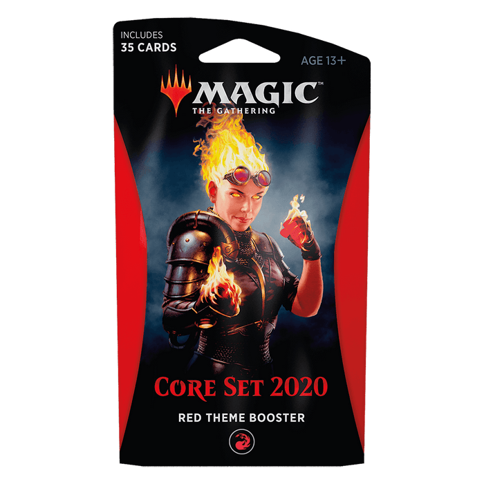 MTG Booster Pack Themed : Core Set 2020 (M20) Red