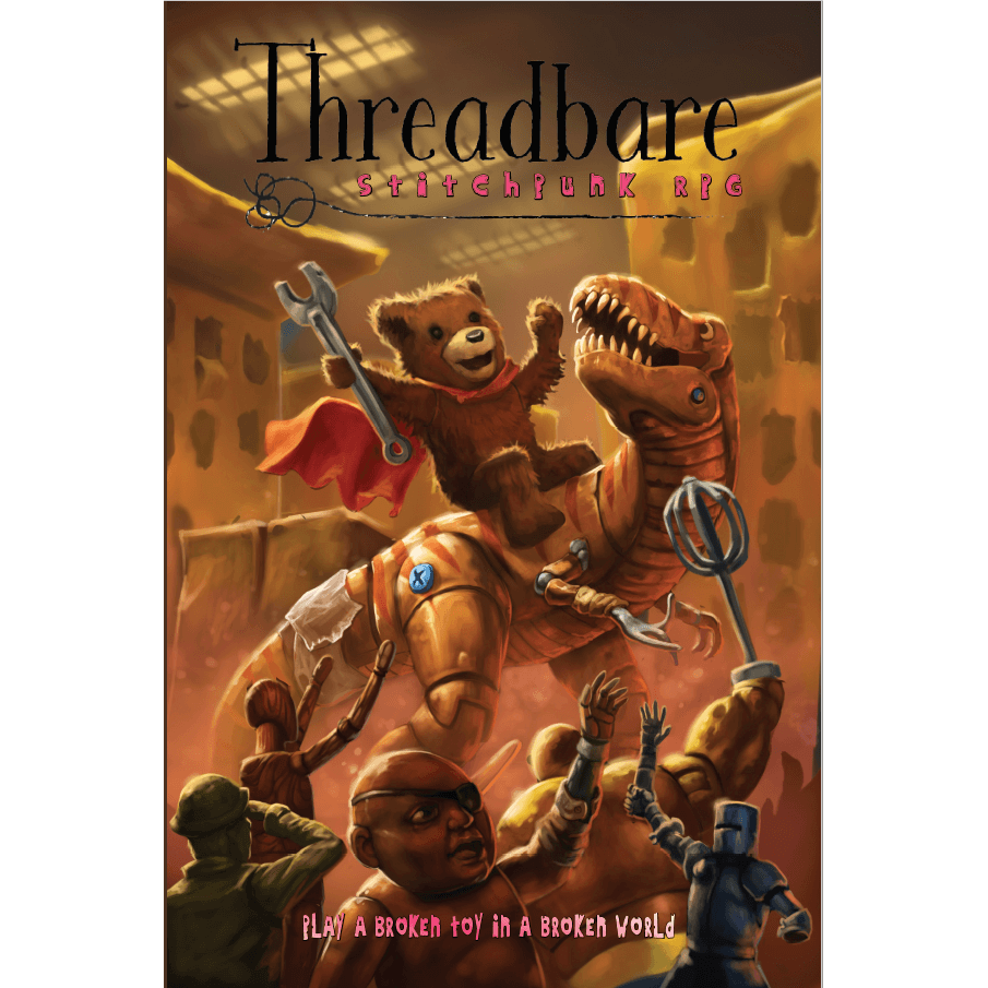 Threadbare Stitchpunk RPG