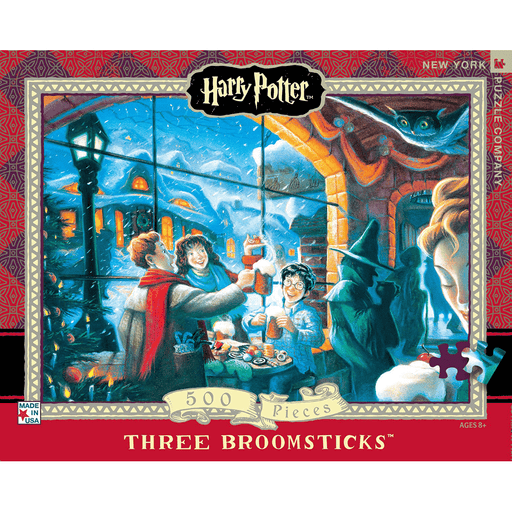 Puzzle (500pc) Harry Potter : Three Broomsticks