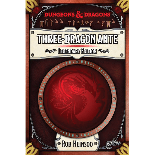 D&D Three-Dragon Ante Legendary Edition