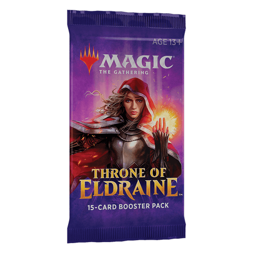 MTG Booster Pack : Throne of Eldraine (ELD)