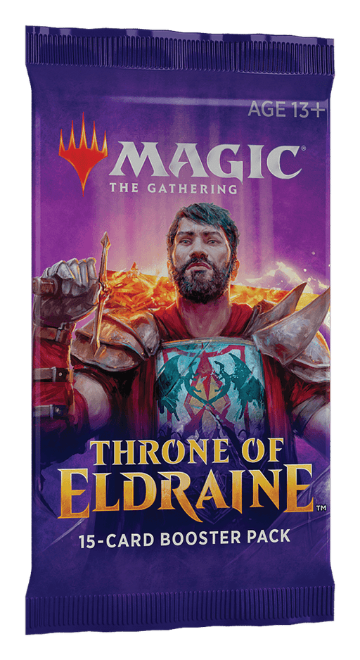 MTG Booster Pack Draft : Throne of Eldraine (ELD)