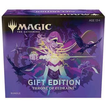 MTG Bundle Gift Edition : Throne of Eldraine (ELD)