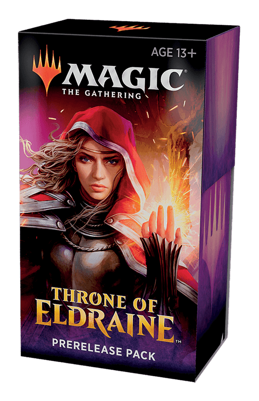 MTG Prerelease Pack : Throne of Eldraine (ELD)