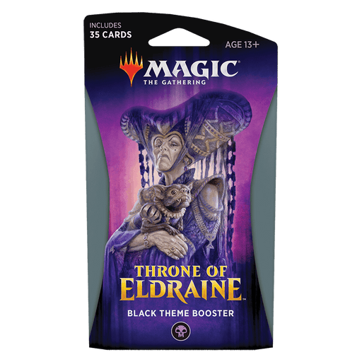 MTG Booster Pack Themed : Throne of Eldraine (ELD) Black