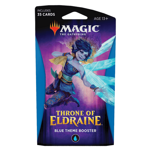 MTG Booster Pack Themed : Throne of Eldraine (ELD) Blue