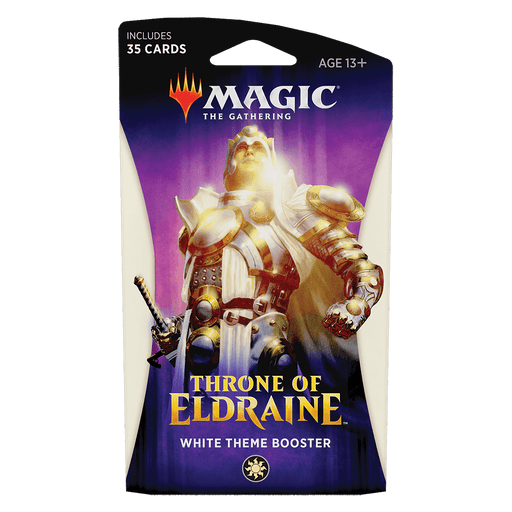 MTG Booster Pack Themed : Throne of Eldraine (ELD) White
