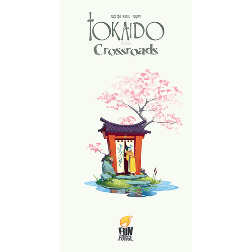 Tokaido Expansion : Crossroads