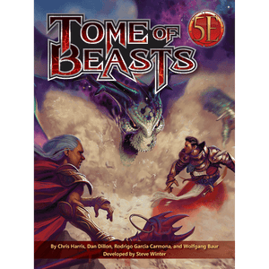 D&D (5e) Tome of Beasts