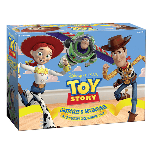 Toy Story Obstacles and Adventures