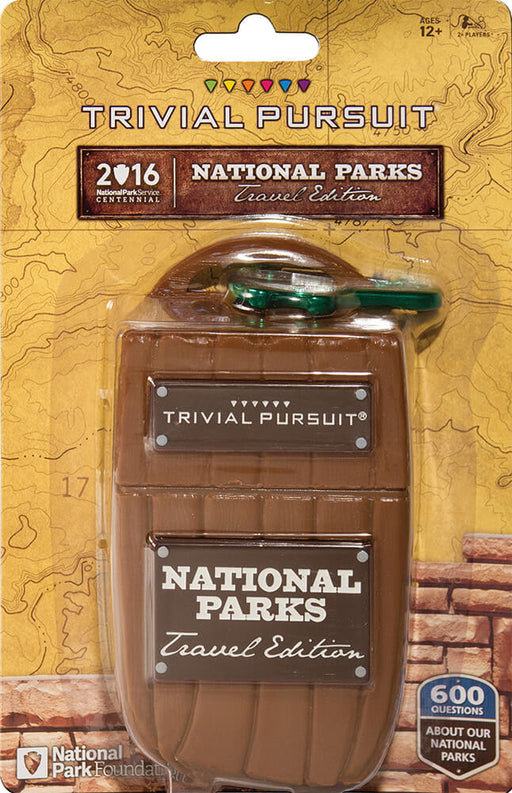 Trivial Pursuit National Parks (Travel Edition)