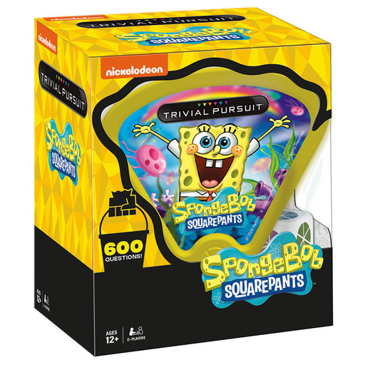 Trivial Pursuit Spongebob
