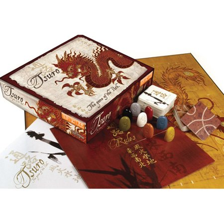 Tsuro of the Path (Red)