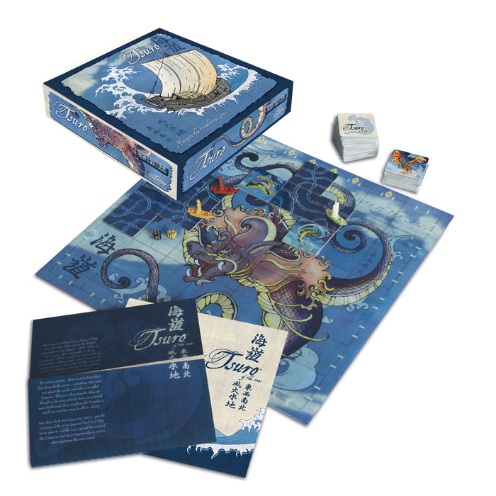 Tsuro of the Seas (Blue)