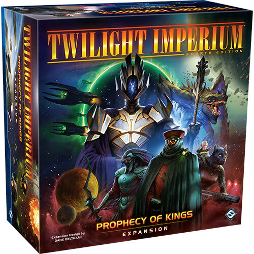Twilight Imperium Expansion : Prophecy of Kings