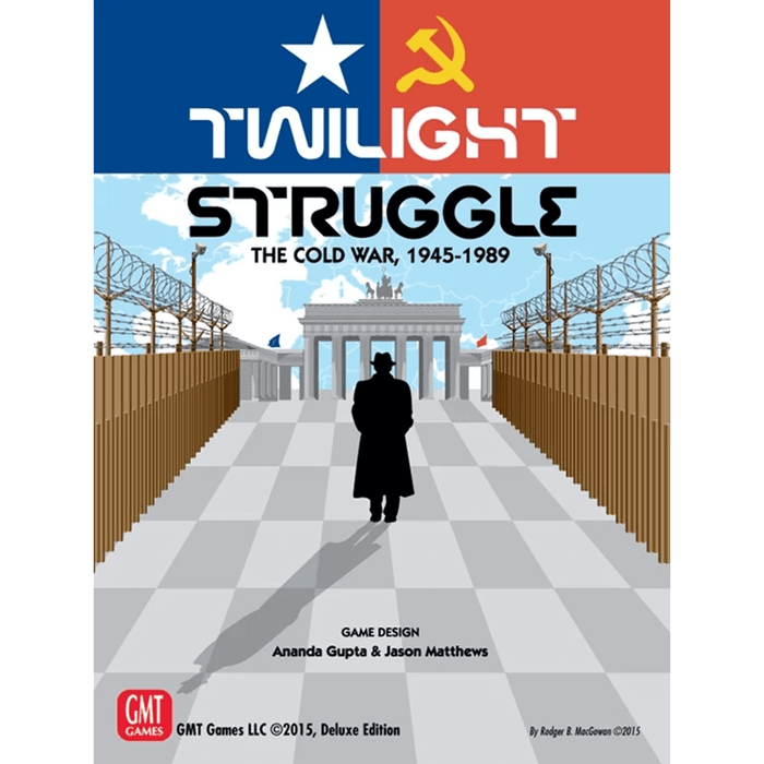Twilight Struggle (Deluxe Edition)