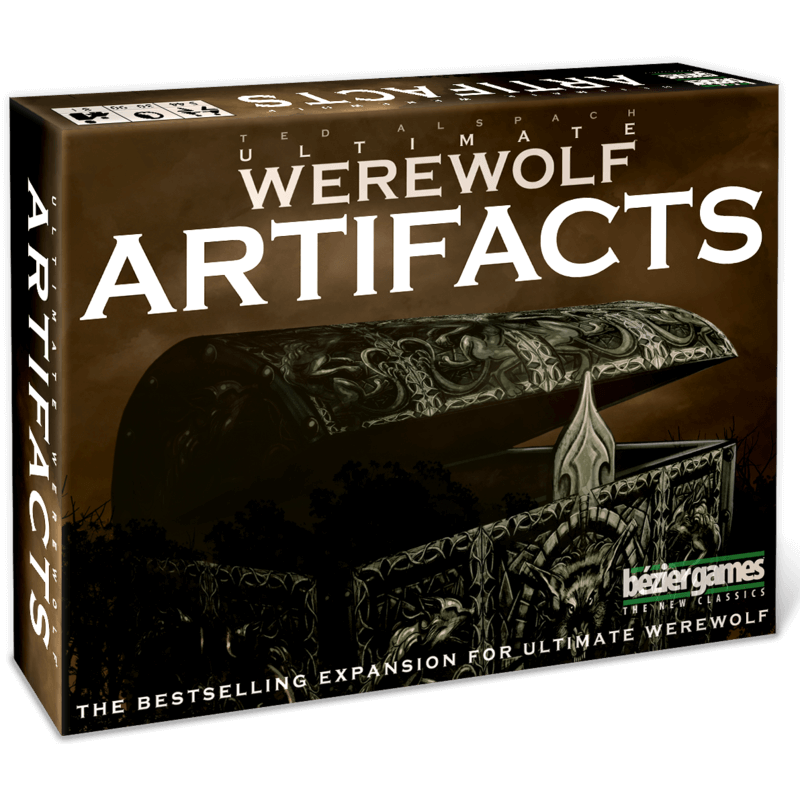 Ultimate Werewolf Expansion : Artifacts