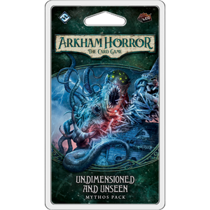 Arkham Horror LCG Mythos Pack : Undimensioned and Unseen