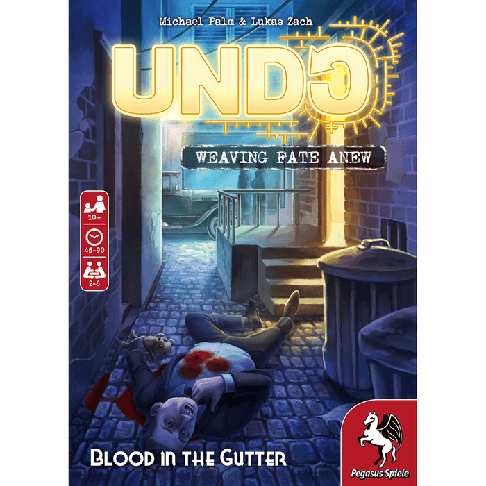Undo : Blood in the Gutter