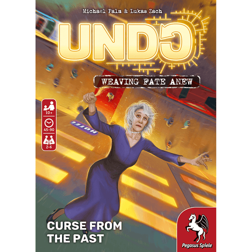 Undo : Curse from the Past