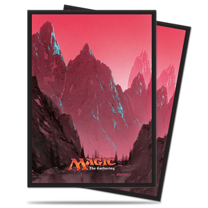Sleeves Ultra Pro (80ct) Unhinged Mountain