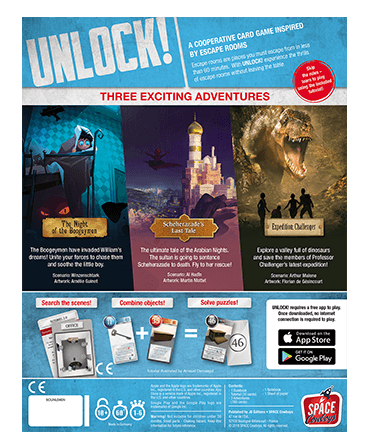 Unlock! Exotic Adventures