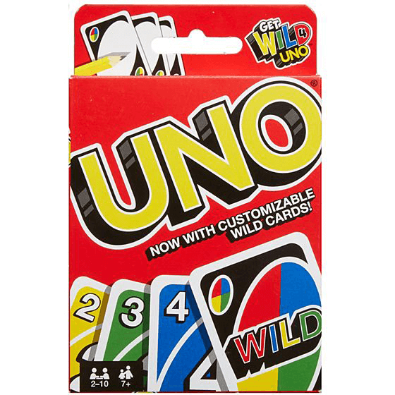 Uno Card Game (2019)