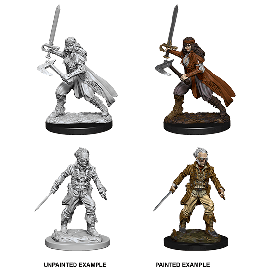 Mini - D&D Nolzur's Marvelous : Vampire Hunters
