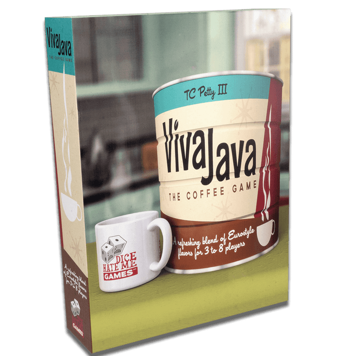 Viva Java The Coffee Game